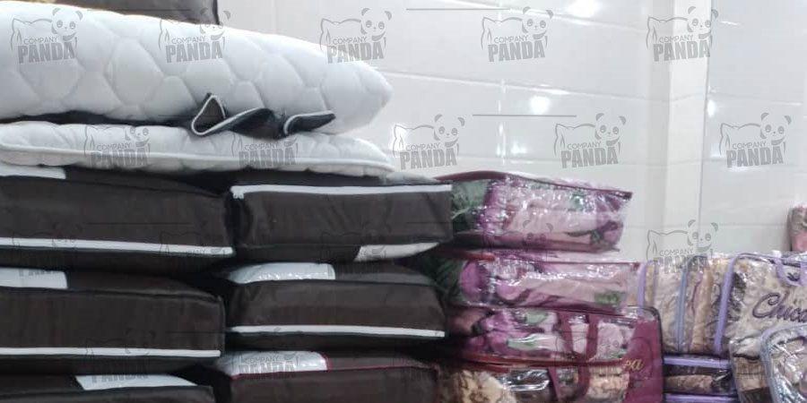 تشک اصفهان با محصولات متنوع