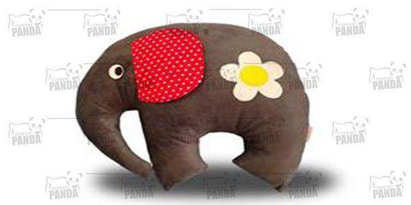 بالش عروسکی فیل
