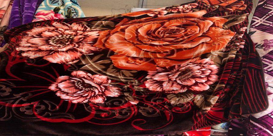 بازار پتو فروشی در مولوی