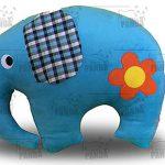 بالش فانتزی طرح فیل