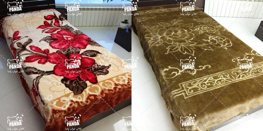 صادرات پتو ایرانی گل برجسته