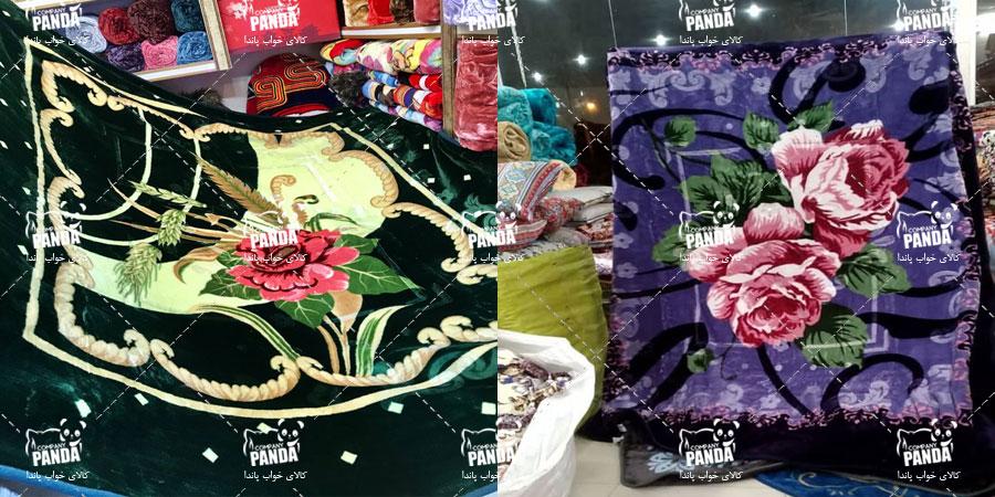 لیست قیمت محصولات پتو نرمینه