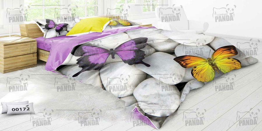 روتختی سه بعدی مدل پروانه