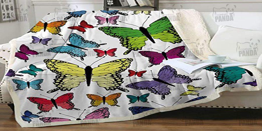 نکته بسیار مهم هنگام خرید پتو های پروانه
