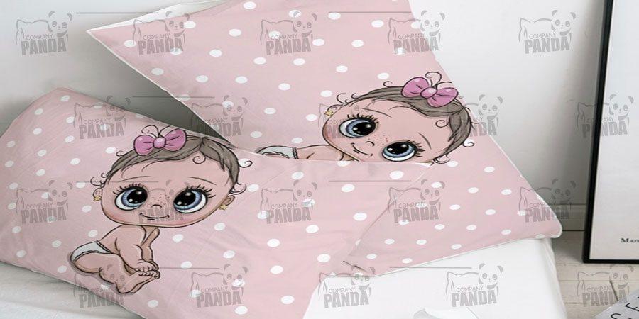 روبالشتی جدید سه بعدی نوزاد
