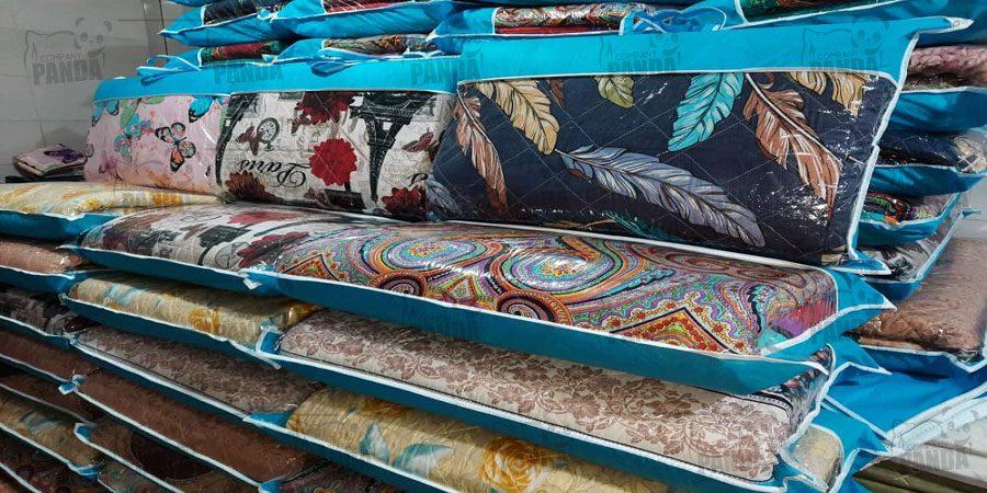 صادرات تشک مهمان به بازار افغانستان