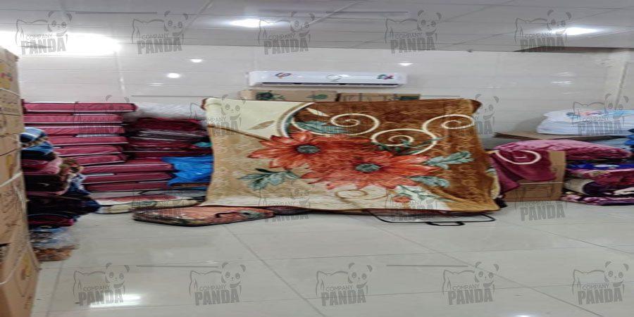تولید پتو پریما یزد برای صادرات